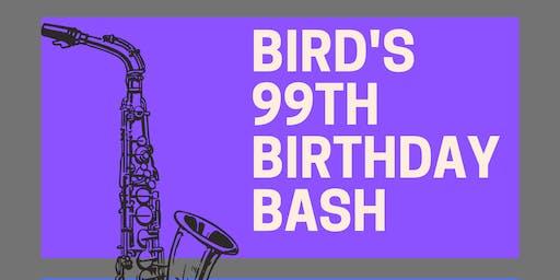 Bird's 99th Birthday Bash