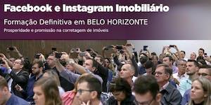 Belo Horizonte: Facebook e Instagram Imobiliário...