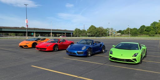 Supercar Driving Experience 2019 @ Wells Fargo Center