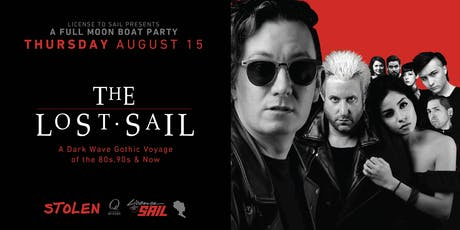 The Lost Sail - A Gothic Full Moon Boat Party tickets