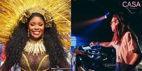 CASA Closing Party: Paraiso School of Samba & Dj Cal Jader I CASA Festival tickets
