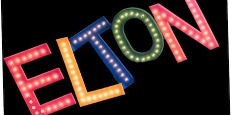 Elton Sean - Elton John Tribute London ON. tickets