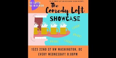 Comedy Loft Showcase tickets