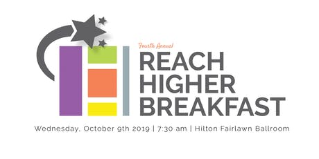 Fourth Annual Reach Higher Breakfast tickets