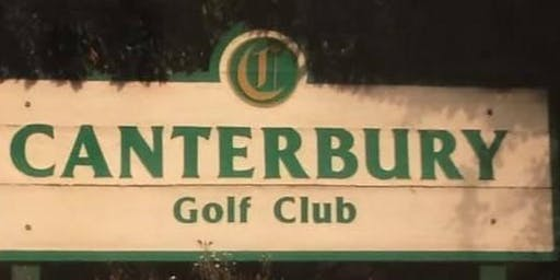 Canterbury Golf Club Reunion
