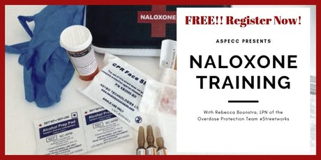 Overdose Protection Training: FREE tickets