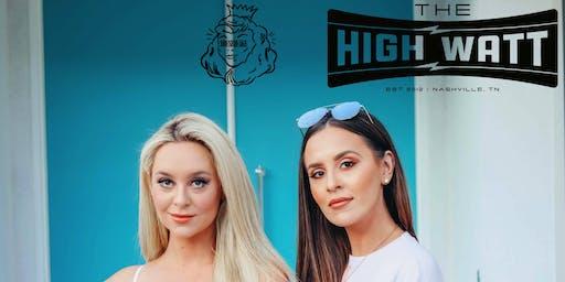 Nashville TN - Megan & Liz - Muses Tour VIP Package