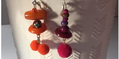 Up-cycling Jewelry Workshop