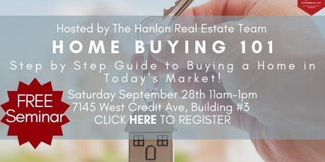 Home Buying 101: A Step by Step Guide to Buying a Home in Today's Market! tickets