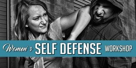 FREE Level 2 Women's Self Defense Workshop tickets