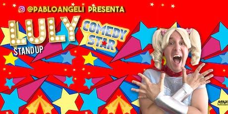 LULY COMEDY STAR - PABLO ANGELI entradas