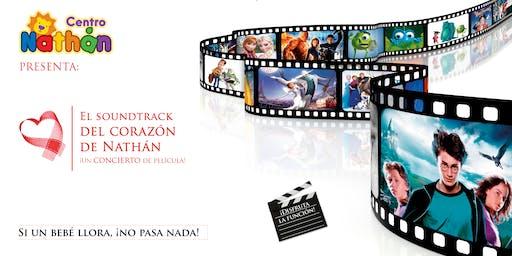 """Concierto """"El Soundtrack de Nathán"""""""