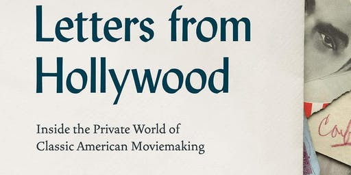 "Rocky Lang & Barbara Hall, authors of  ""Letters from Hollywood"" w/ guest Bela Lugosi, Jr"