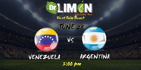 Copa America 2019 Watch Party tickets