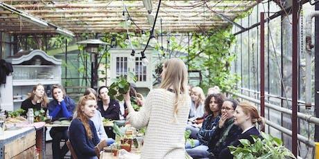 Stekjes Workshop in Kas Keerweer Amsterdam 15:00-17:00 uur tickets