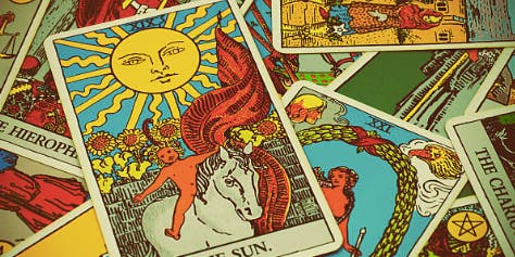 Tarot Part 2