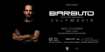 Barbuto with Raul Facio & Dustin Holtsberry B2B Brian PD