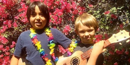 Aloha Nui! 1st-4th Grade Workshop at Dobson Montessori