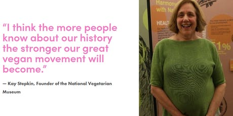 2nd Wednesday Lecture: The National Vegetarian Museum tickets