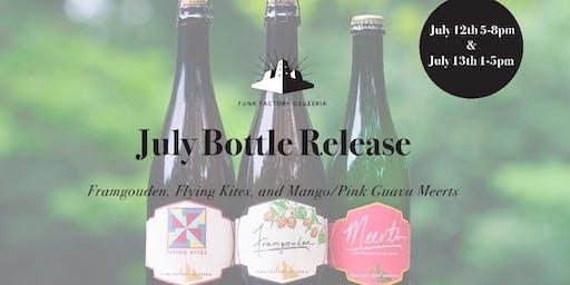 July 2019 Release: Framgouden & Flying Kites