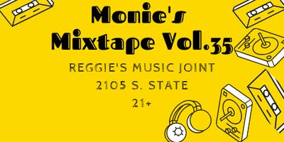 Monie's Mix Tape Vol. 35