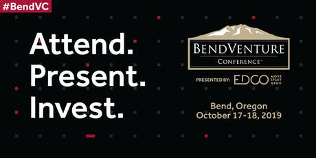 2019 Bend Venture Conference tickets