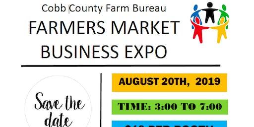 Cobb County Farm Bureau Business Expo