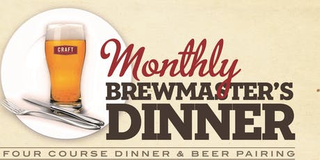 Beer vs. Cider Brewmaster Dinner tickets