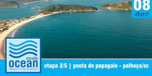 Circuito Ocean | Natação em Águas Abertas - 3ª Etapa Fatenp