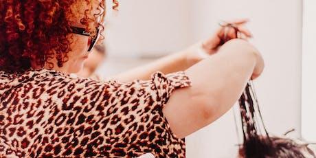 Workshop: Como atender  clientes de cabelo crespo e cacheado sem medo. ingressos