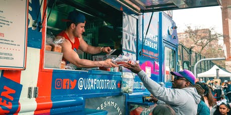 American Food Trucks & Flea tickets