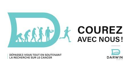 CLUB DE COURSE DARWIN SANTÉ | Marathon de Montréal tickets