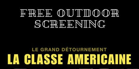 ☆FREE OUTDOOR SCREENINGS WITH ENGLISH SUBTITLES!☆ billets