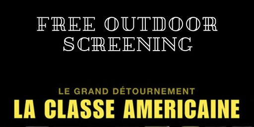 ☆FREE OUTDOOR SCREENINGS WITH ENGLISH SUBTITLES!☆
