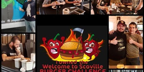 Welcome to Scoville Burger Challenge tickets