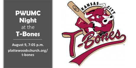 PWUMC Night at the T-Bones tickets