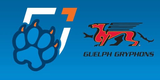 Ontario Tech Women's Hockey vs. Guelph University Gryphons