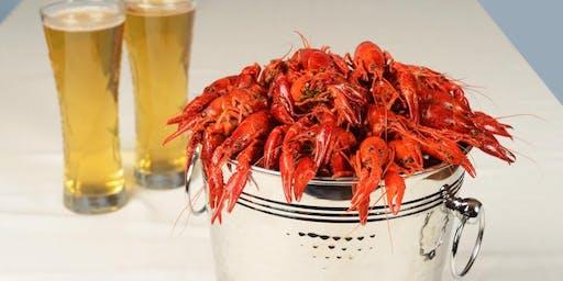 Crawfish, Colorado Beer & BBQ