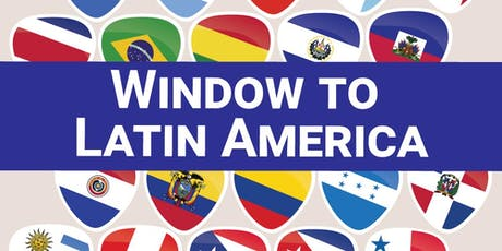 Window To Latin America - Cocktail tickets