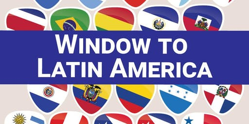 Window To Latin America - Cocktail