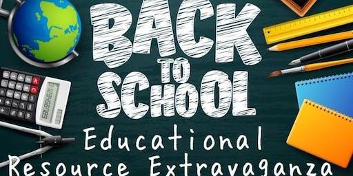 Black to School Resource Fair and Extravaganza