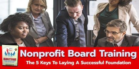 How To Build a Successful Nonprofit Board - Dallas, Texas tickets