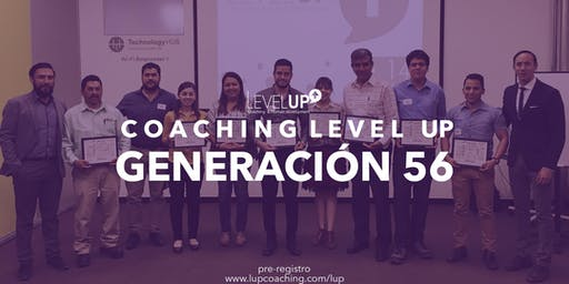Coaching Level Up - Generación 56