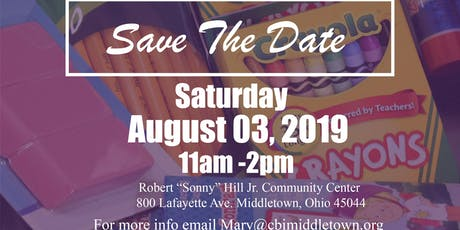 """Together We Can!"" 2019 Back-to-School Celebration tickets"