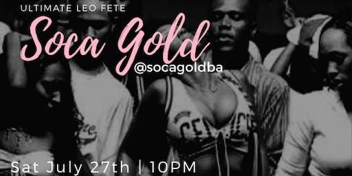 Soca Gold Leo Fete (July)