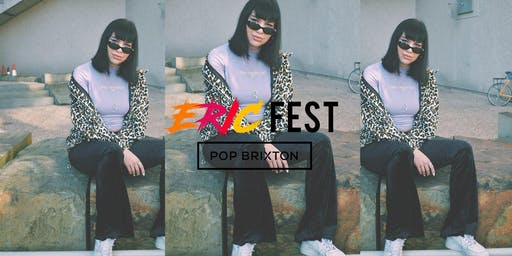 Creative Careers Festival | ERIC Festival at Pop Brixton