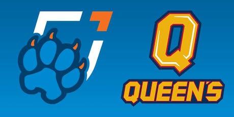 Ontario Tech Women's Hockey vs. Queen's Gaels tickets