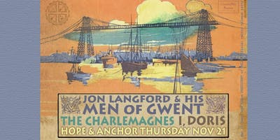 Jon Langford's Men of Gwent, The Charlemagnes and I, Doris