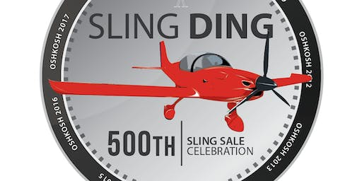 Sling Ding and Sling 500 Party at OSH 2019