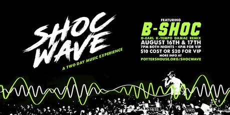 ShocWave Concert tickets